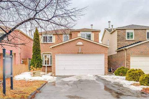 House for sale at 2061 Duberry Dr Pickering Ontario - MLS: E4702721