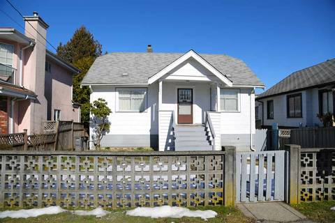 House for sale at 2061 36th Ave E Vancouver British Columbia - MLS: R2351927