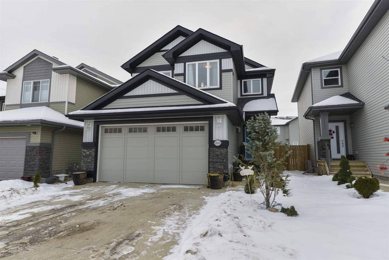 House for sale at 20611 98 Ave Nw Edmonton Alberta - MLS: E4183859