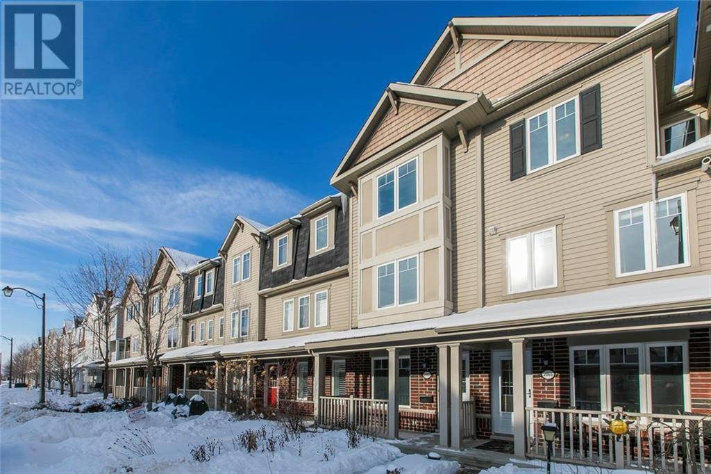 Townhouse for sale at 2065 Madrid Ave Ottawa Ontario - MLS: 1179460