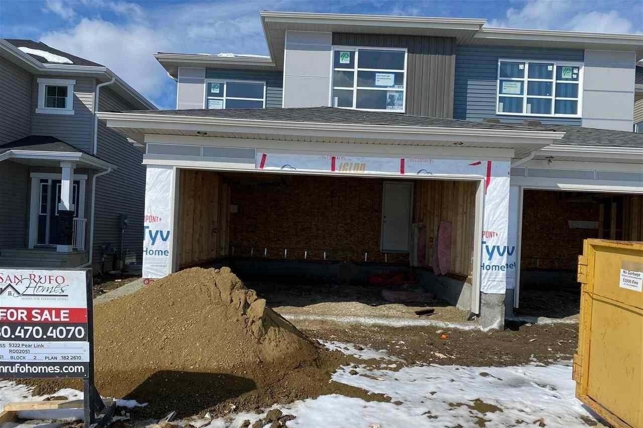 Townhouse for sale at 20656 94 Av NW Edmonton Alberta - MLS: E4214723