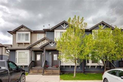 Townhouse for sale at 2066 Luxstone Blvd SW Airdrie Alberta - MLS: A1035513