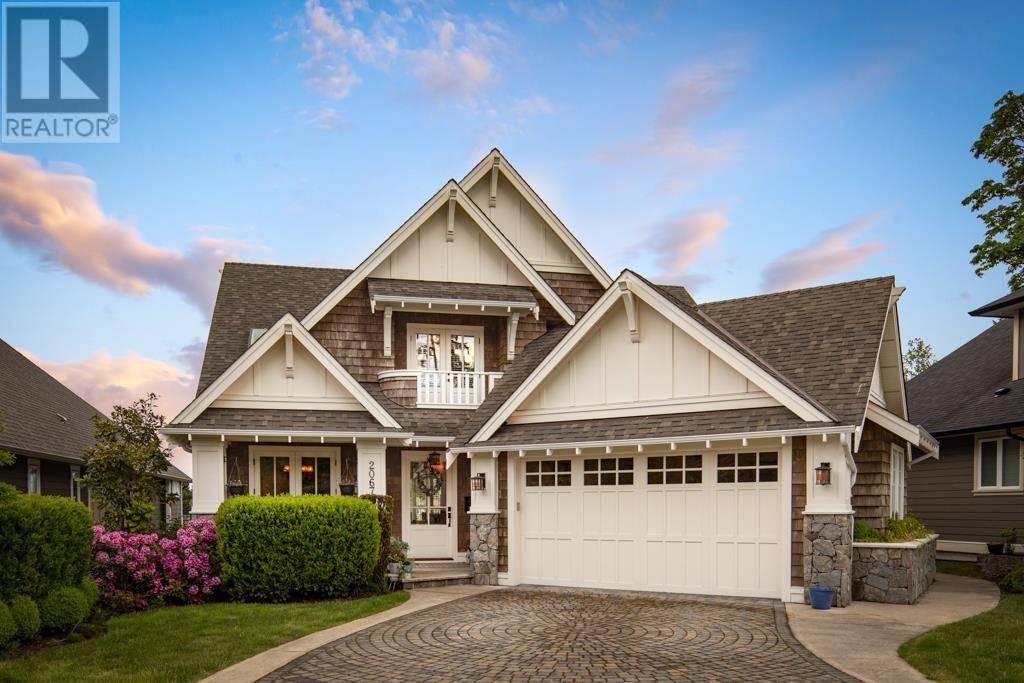 House for sale at 2067 Hedgestone Ln Victoria British Columbia - MLS: 416113