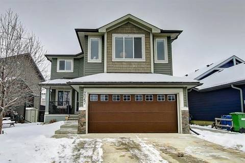 House for sale at 2067 Luxstone Blvd Southwest Airdrie Alberta - MLS: C4279539