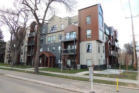 Condo for sale at 10006 83 Ave Nw Unit 207 Edmonton Alberta - MLS: E4141366