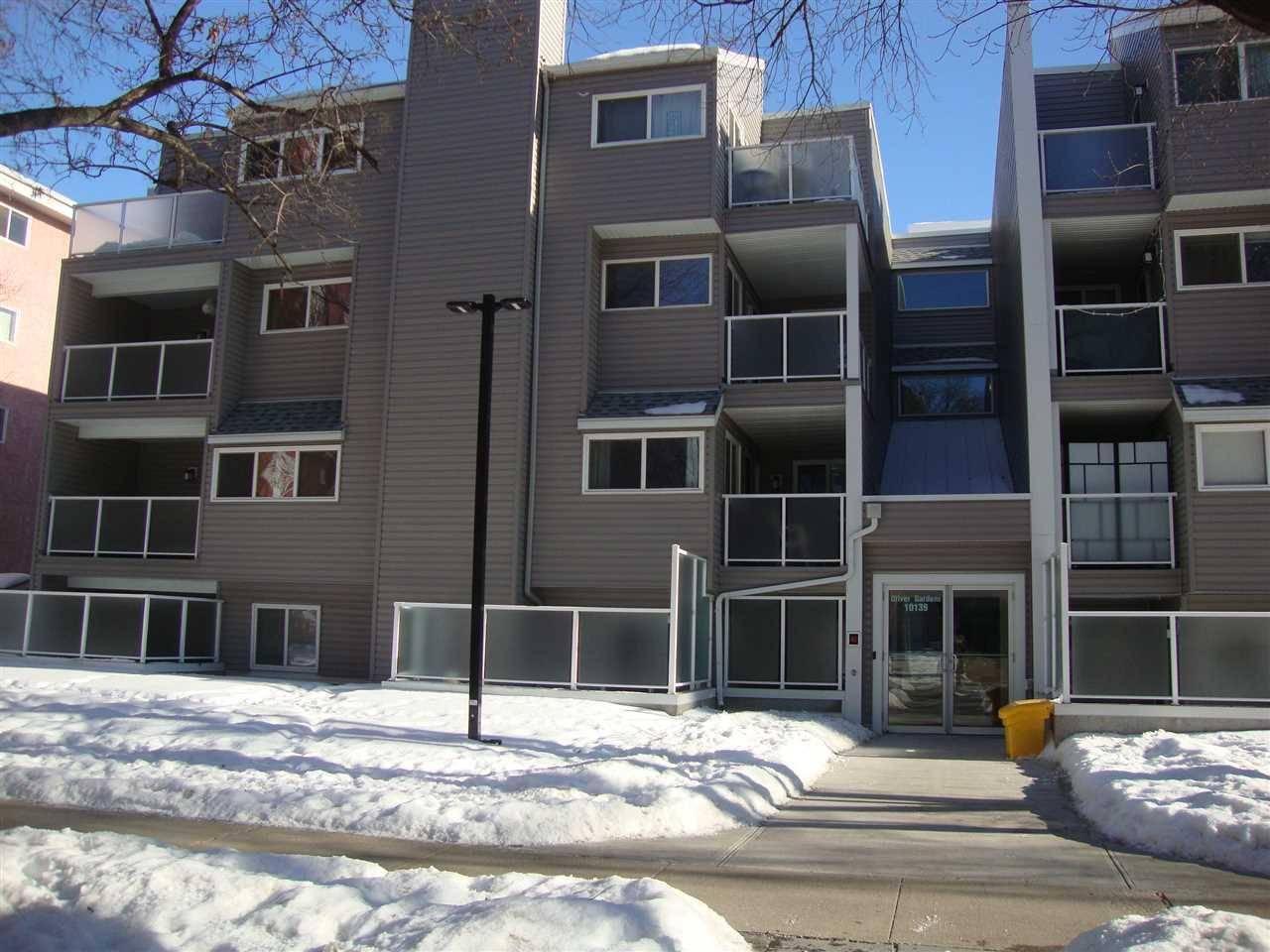 Condo for sale at 10139 117 St Nw Unit 207 Edmonton Alberta - MLS: E4186975