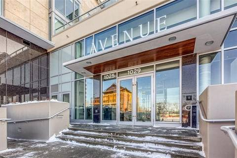 Condo for sale at 1025 5 Ave Southwest Unit 207 Calgary Alberta - MLS: C4292762