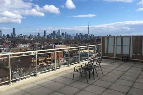Apartment for rent at 11 Christie St Unit 207 Toronto Ontario - MLS: C4695525