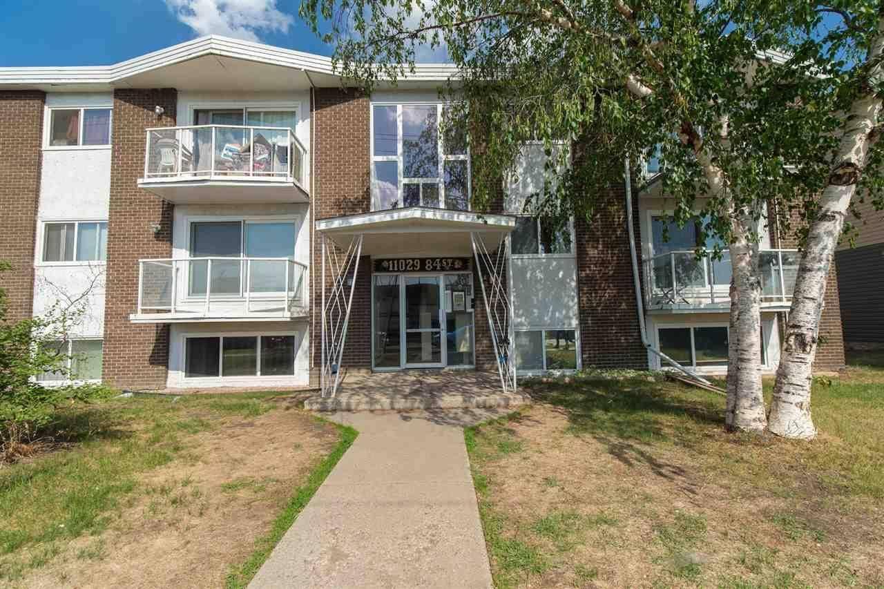 Condo for sale at 11029 84 St Nw Unit 207 Edmonton Alberta - MLS: E4173247