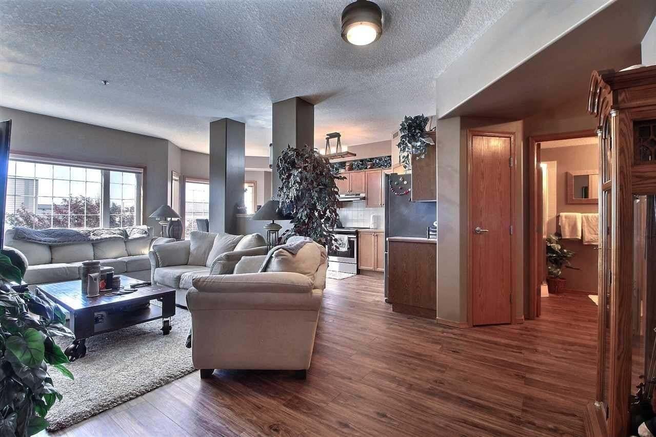 Condo for sale at 11260 153 Av NW Unit 207 Edmonton Alberta - MLS: E4209169