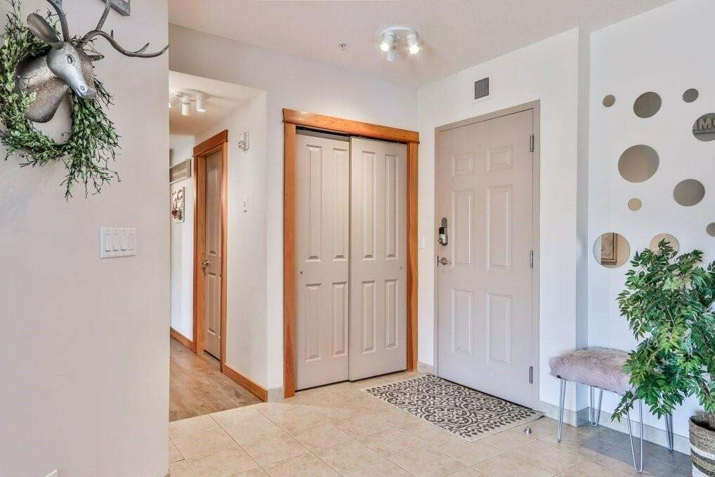 Condo for sale at 1160 Railway Av Unit 207 Town Centre_canmore, Canmore Alberta - MLS: C4293900