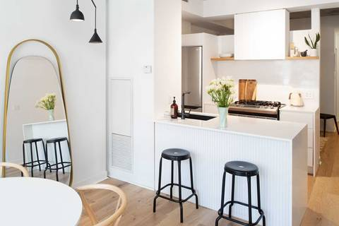 Apartment for rent at 127 Queen St Unit 207 Toronto Ontario - MLS: C4457055