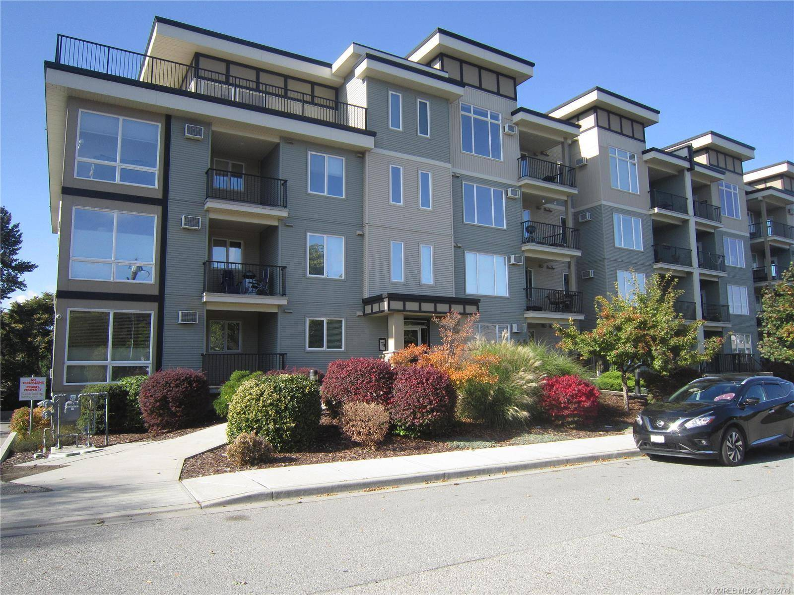 Condo for sale at 130 Barber Rd Unit 207 Kelowna British Columbia - MLS: 10192778
