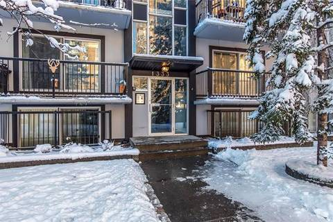 Condo for sale at 1333 13 Ave Southwest Unit 207 Calgary Alberta - MLS: C4277673