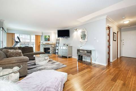 Condo for sale at 1515 Chesterfield Ave Unit 207 North Vancouver British Columbia - MLS: R2438476