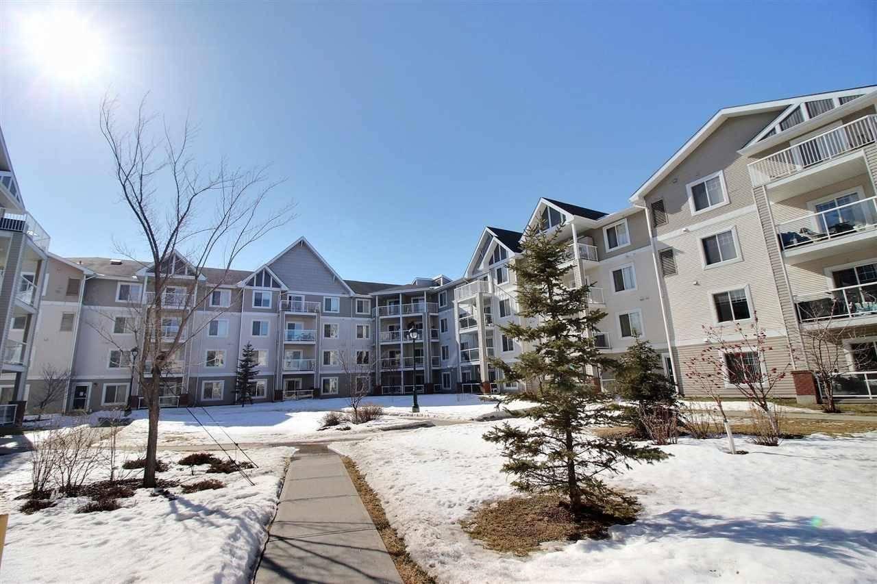 Condo for sale at 15211 139 St Nw Unit 207 Edmonton Alberta - MLS: E4148202