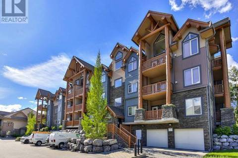 Condo for sale at 155 Crossbow Pl Unit 207 Canmore Alberta - MLS: 50097