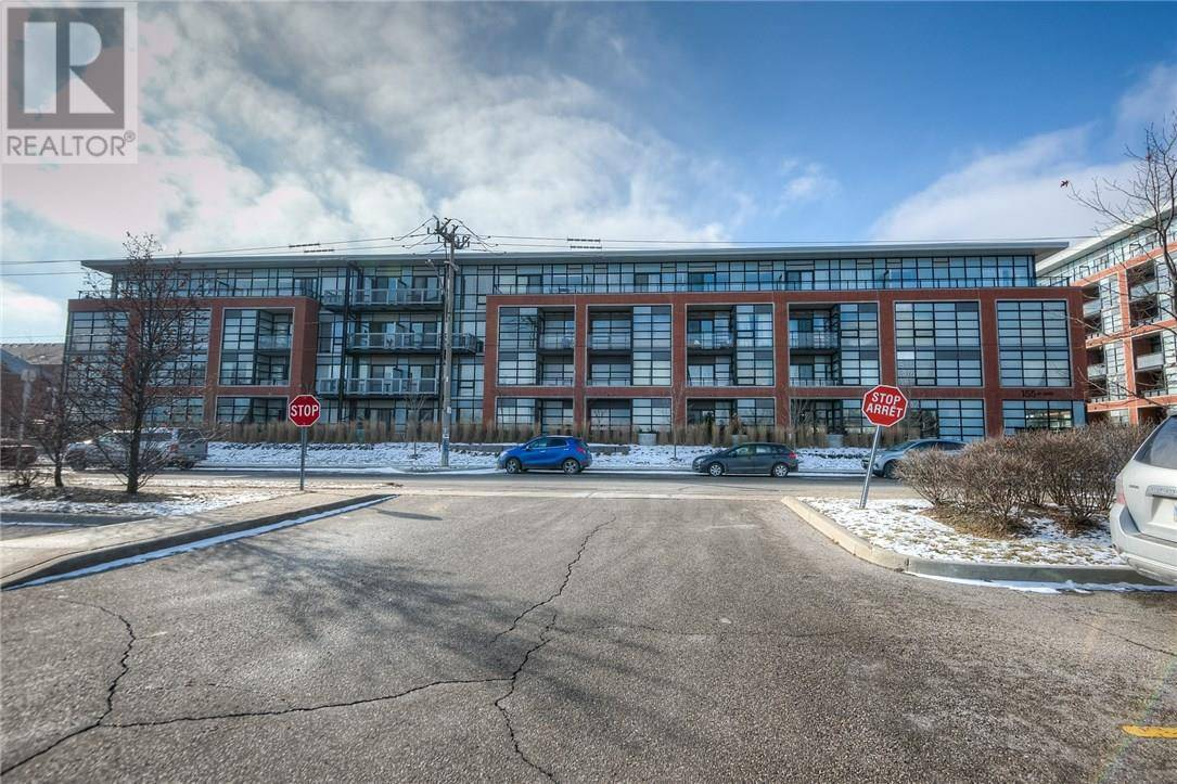 Condo for sale at 155 St.leger St Unit 207 Kitchener Ontario - MLS: 30748591
