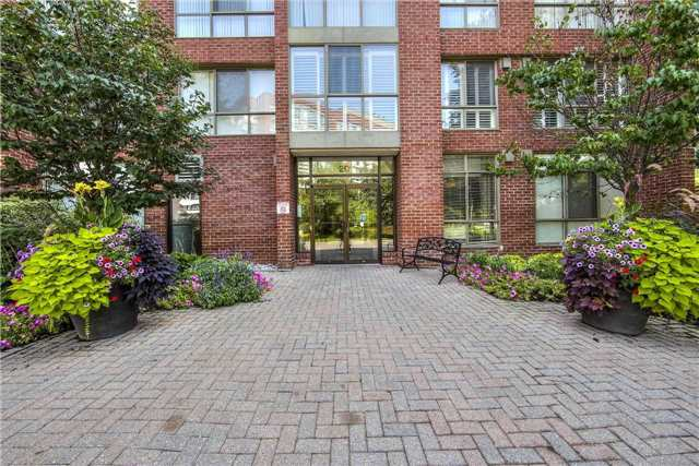 Sold: 207 - 20 Southport Street, Toronto, ON