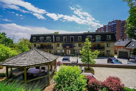 Condo for sale at 200 Collier St Unit 207 Barrie Ontario - MLS: S4612856