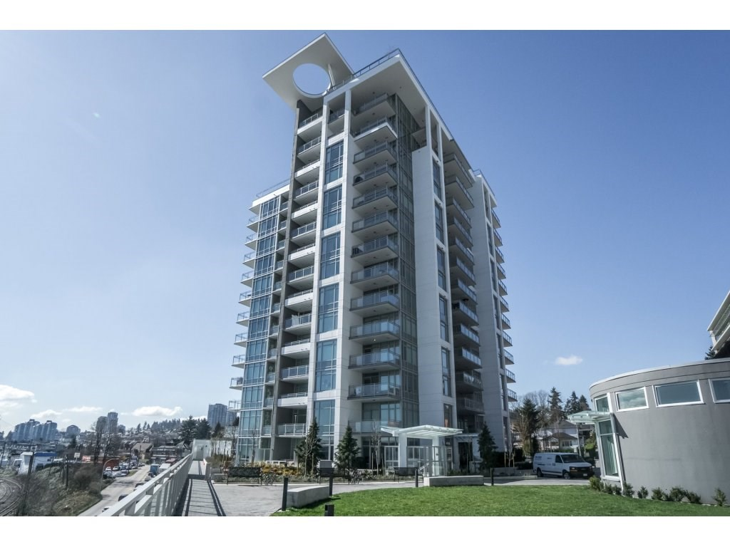 For Sale: 207 - 200 Nelsons Crescent, New Westminster, BC | 1 Bed, 1 Bath Condo for $469,900. See 20 photos!