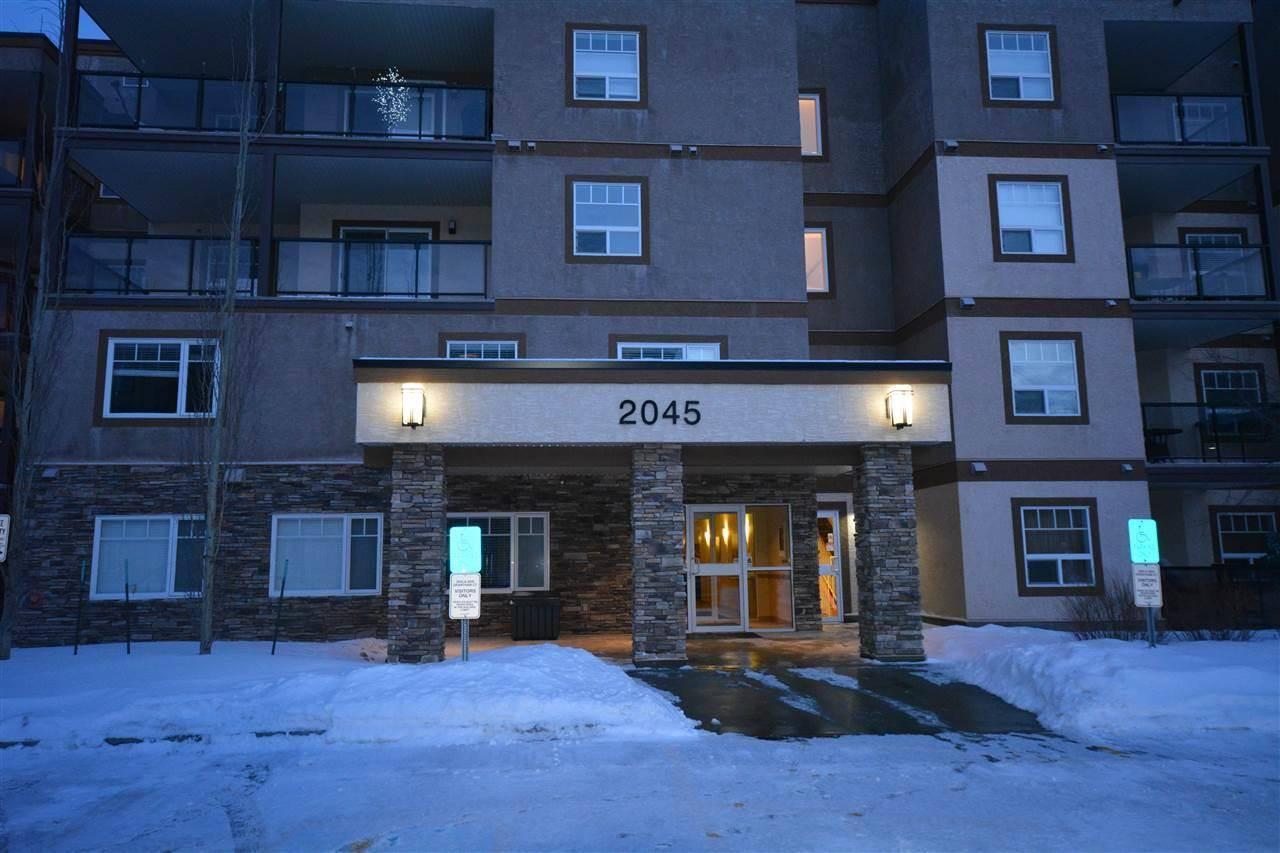 Condo for sale at 2045 Grantham Ct Nw Unit 207 Edmonton Alberta - MLS: E4187703