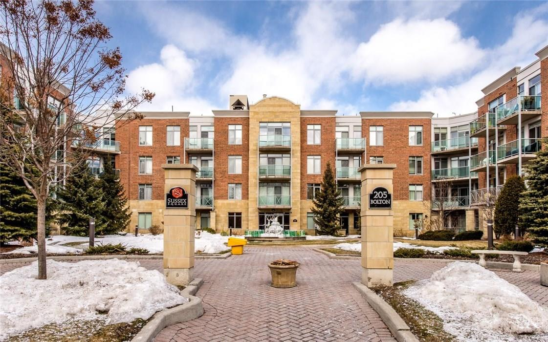 For Sale: 207 - 205 Bolton Street Unit, Ottawa, ON | 2 Bed, 2 Bath Condo for $479,900. See 26 photos!