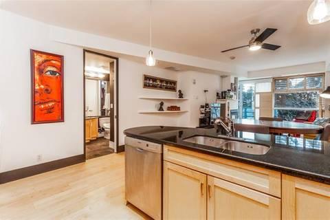 Condo for sale at 205 Riverfront Ave Southwest Unit 207 Calgary Alberta - MLS: C4285076