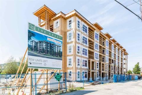 Condo for sale at 22577 Royal Cres Unit 207 Maple Ridge British Columbia - MLS: R2412566