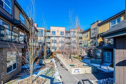 Condo for sale at 2420 34 Ave Southwest Unit 207 Calgary Alberta - MLS: C4274549