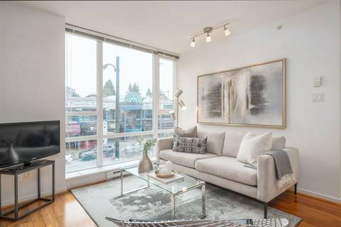 Condo for sale at 2483 Spruce St Unit 207 Vancouver British Columbia - MLS: R2387778