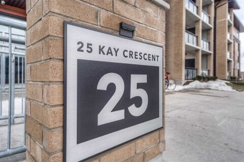 Apartment for rent at 25 Kay Cres Unit 207 Guelph Ontario - MLS: X4999857