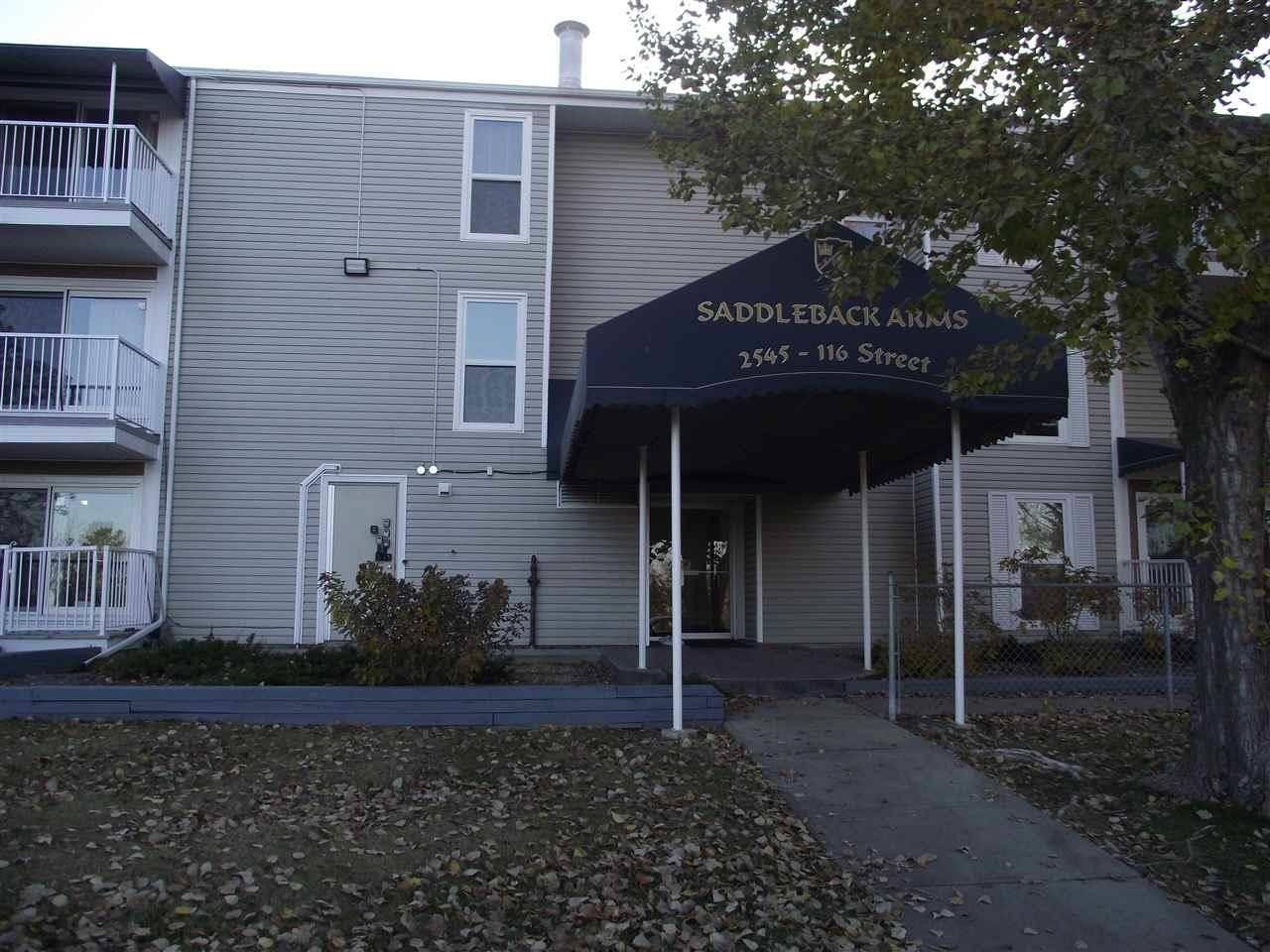 Condo for sale at 2545 116 St Nw Unit 207 Edmonton Alberta - MLS: E4177763
