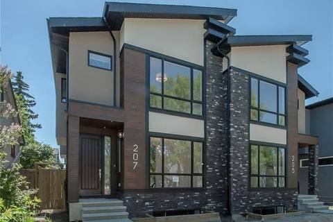 Townhouse for sale at 207 26 Ave Northeast Calgary Alberta - MLS: C4280613