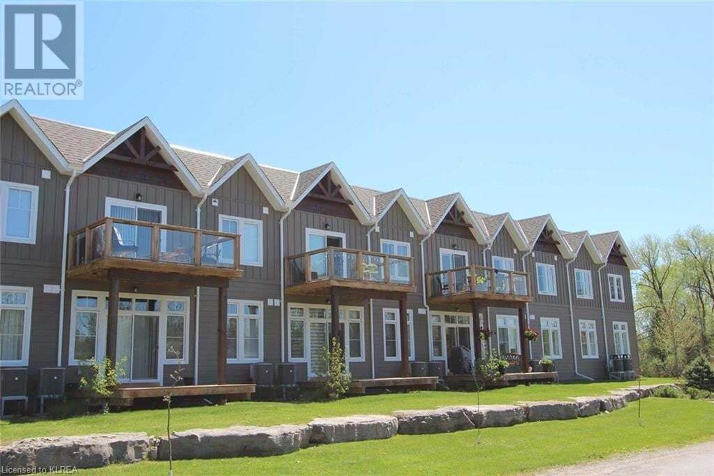 Townhouse for sale at 29 Lakewood Cres Unit 207 Bobcaygeon Ontario - MLS: 268331