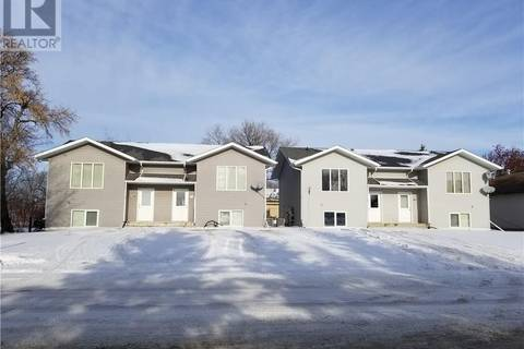 Townhouse for sale at 207 2nd Ave Nw Watson Saskatchewan - MLS: SK753941