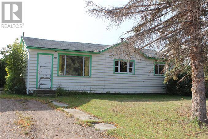 House for sale at 207 2nd Ave Southwest Manning Alberta - MLS: GP117137