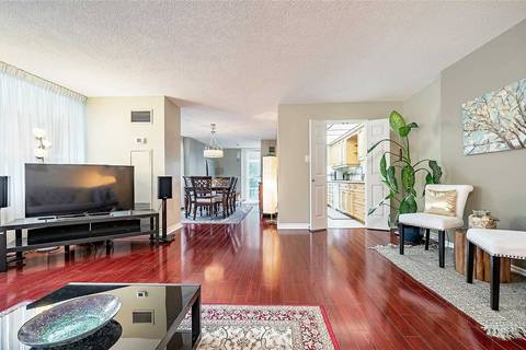 Condo for sale at 3650 Kaneff Cres Unit 207 Mississauga Ontario - MLS: W4580989