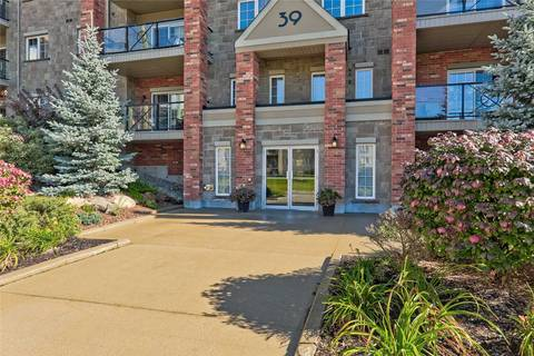 Condo for sale at 39 Ferndale Dr Unit 207 Barrie Ontario - MLS: S4341911