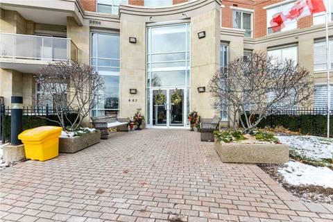Apartment for rent at 483 Faith Dr Unit 207 Mississauga Ontario - MLS: W4667352