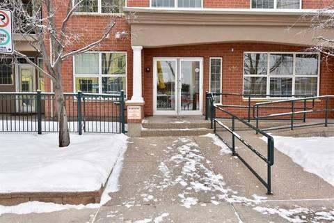 Condo for sale at 495 78 Ave Southwest Unit 207 Calgary Alberta - MLS: C4268365