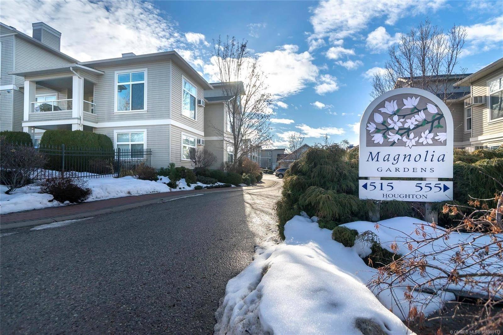Condo for sale at 515 Houghton Rd Unit 207 Kelowna British Columbia - MLS: 10198173