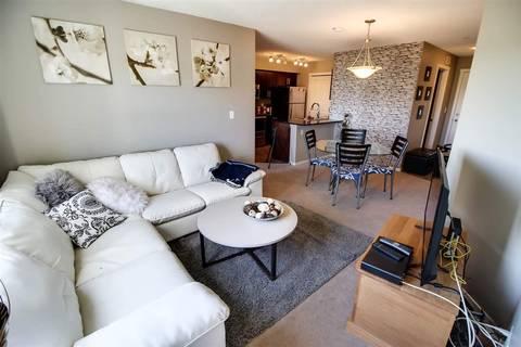 Condo for sale at 5816 Mullen Pl Nw Unit 207 Edmonton Alberta - MLS: E4139750