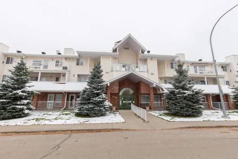 Condo for sale at 6220 Fulton Rd Nw Unit 207 Edmonton Alberta - MLS: E4145313