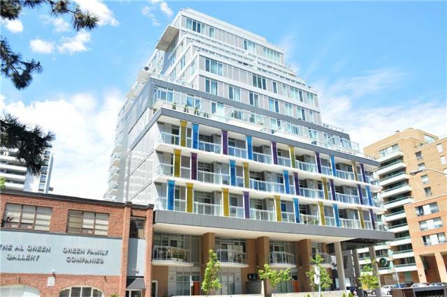 Sold: 207 - 68 Merton Street, Toronto, ON