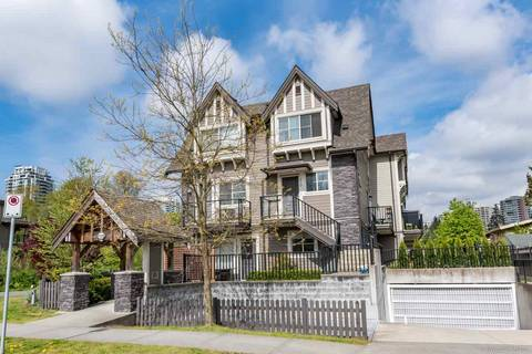 Townhouse for sale at 7159 Stride Ave Unit 207 Burnaby British Columbia - MLS: R2363556