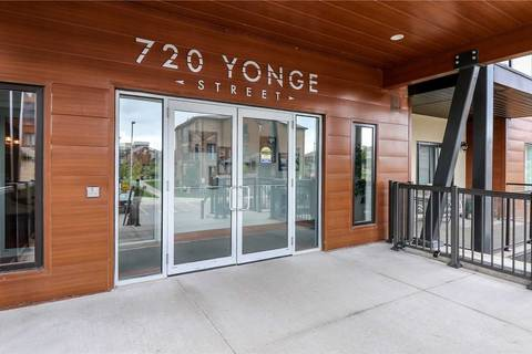 Condo for sale at 720 Yonge St Unit 207 Barrie Ontario - MLS: S4568735