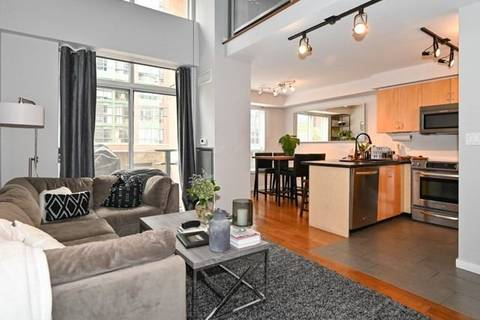 Apartment for rent at 800 King St Unit 207 Toronto Ontario - MLS: C4629861