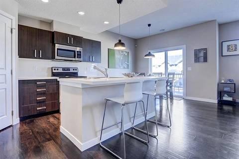 Townhouse for sale at 881 Sage Valley Blvd Northwest Unit 207 Calgary Alberta - MLS: C4233708