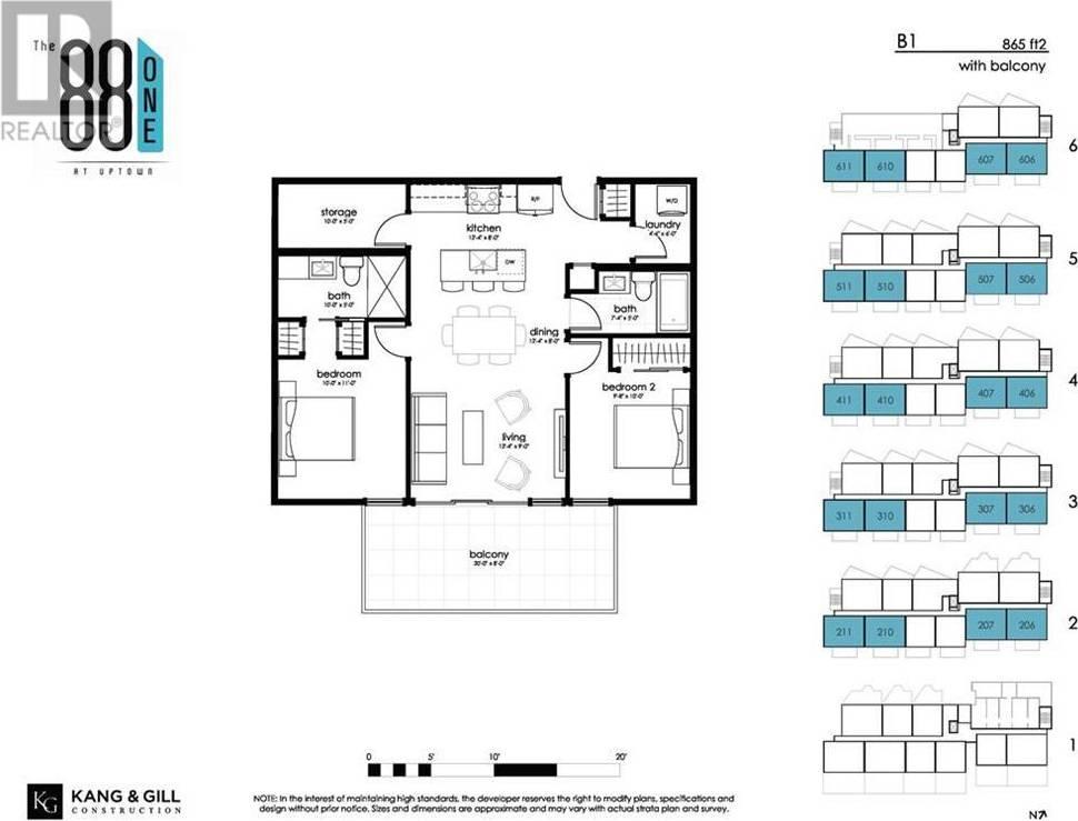 Condo for sale at 881 Short St Unit 207 Victoria British Columbia - MLS: 415999